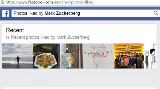 Facebook secrets - by Paul Myers